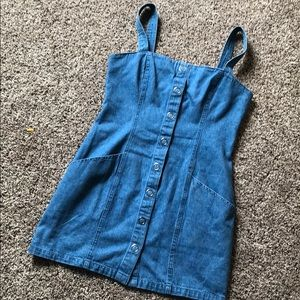 The fifth label denim dress